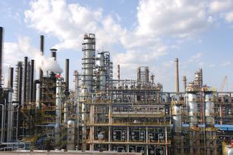 Oil refineries and the oil and gas industry