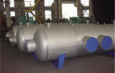 Stainless Steel pressure vessel exported to Malaysia