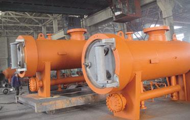 Filter Seperater for West to East Gas Pipeline Project