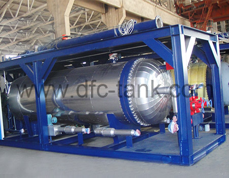 Multi-function Test Heat Exchanger Skid