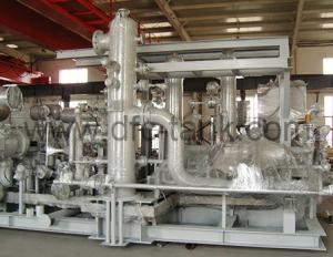 8. The Compressor Skid