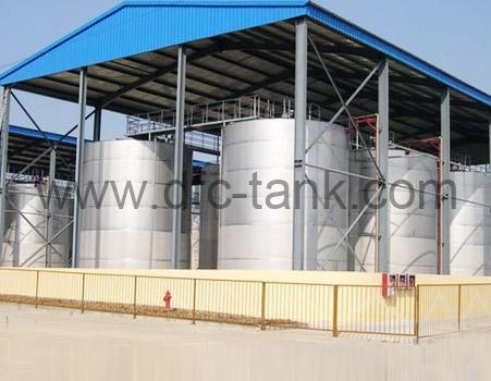 5. Large Storage Tank