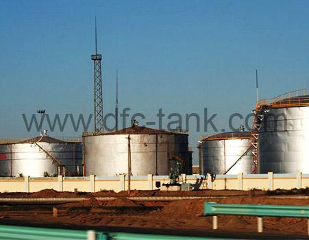 8. Large Storage Tank