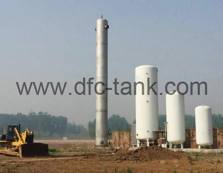 8. Stainless Nitrogen Storage tank