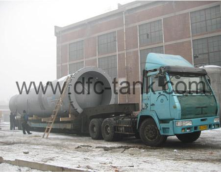 9. ASME Argon storage Tank