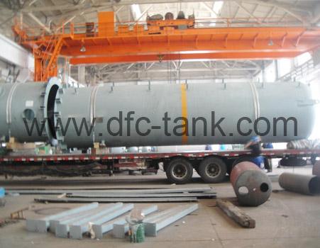 100 m³ ASME Oxygen Storage tank