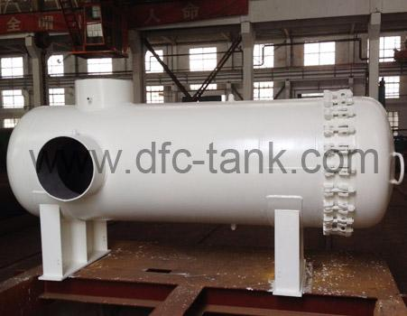 ASME Dust filter for India project