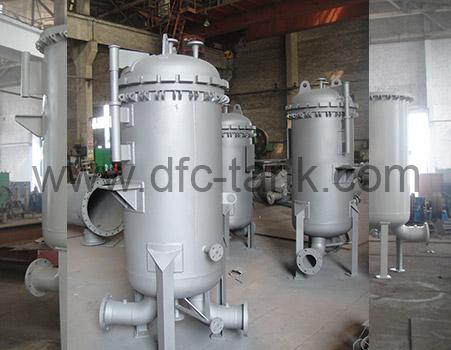 Hydrogen coalescing filters