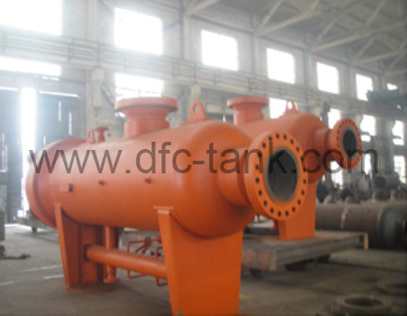 10.5Mpa Filter separator for west east gas pipeline project