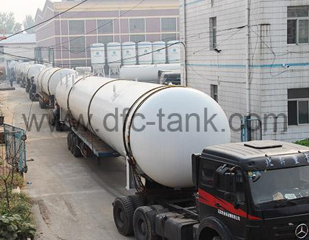 8. Surge Tank will be shipping