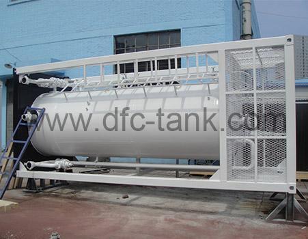 9. 50 barrels surge tank