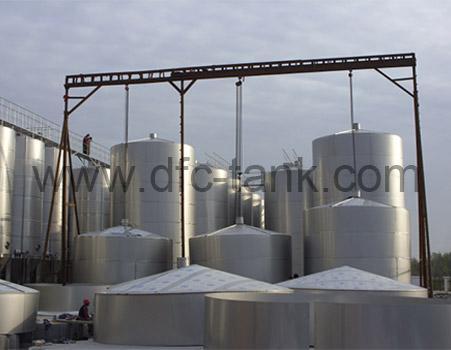 2. liquid storage tank