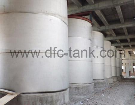 9. Storage tank