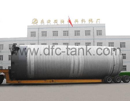 DN4200 Fermentation Tank for 3000t penicillin project