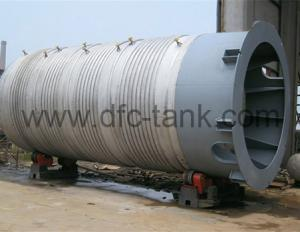4. DN 2700 Crystallizer Tank for 6APA cephalosporin project
