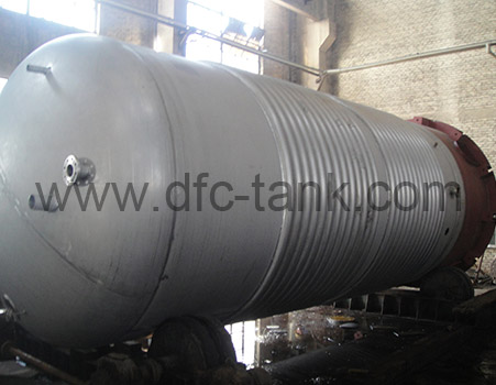 DN 2700 Crystallizer Tank for oxytetracycline project