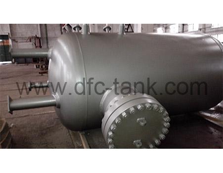 1. LNG compressor refrigeration Separator