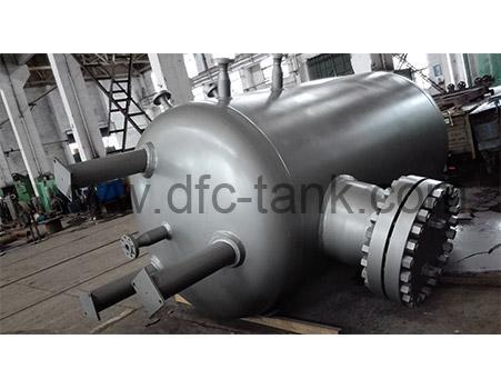 2. Ammonia Gas Vertical Separator