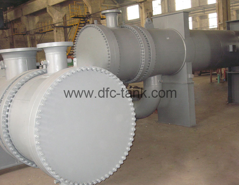 Floating Heat Exchanger for Costa Rica, Country of Origin China