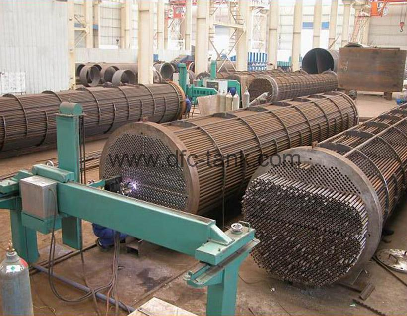 1. Carbon Steel Tube Bundle