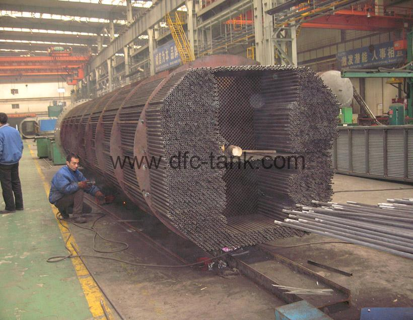 4. Carbon Steel Tube Bundle