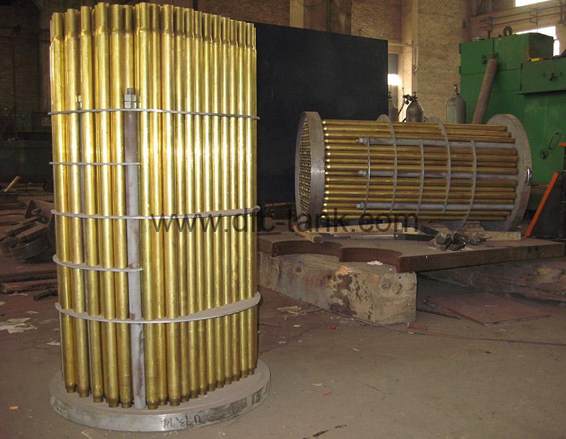 SB-111 Tube Heat Exchanger