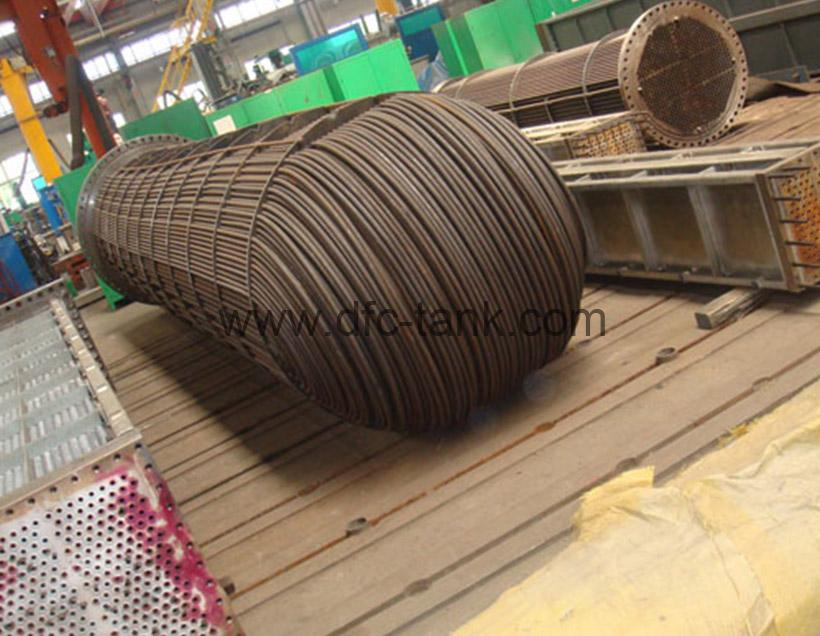4. U Tube Heat Exchanger