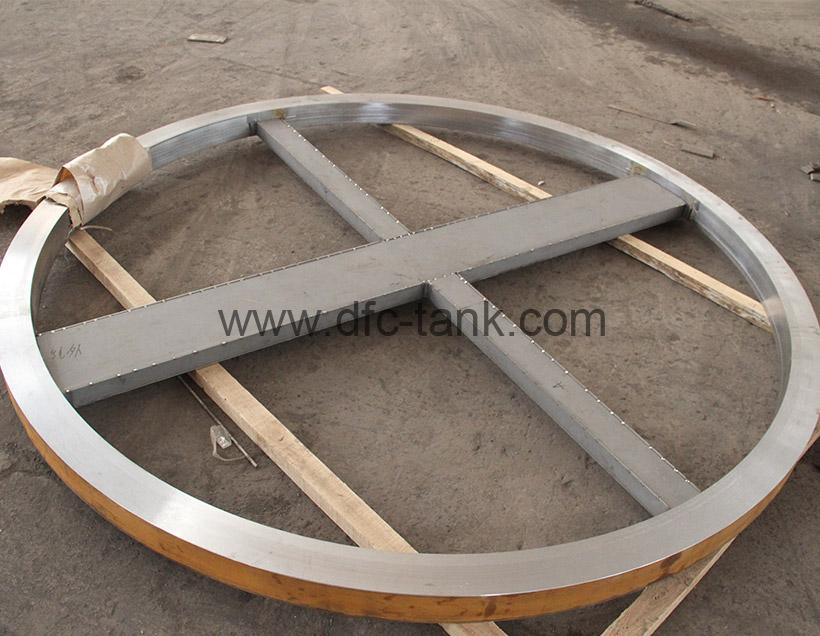 1. Flange for Pressure Vessel