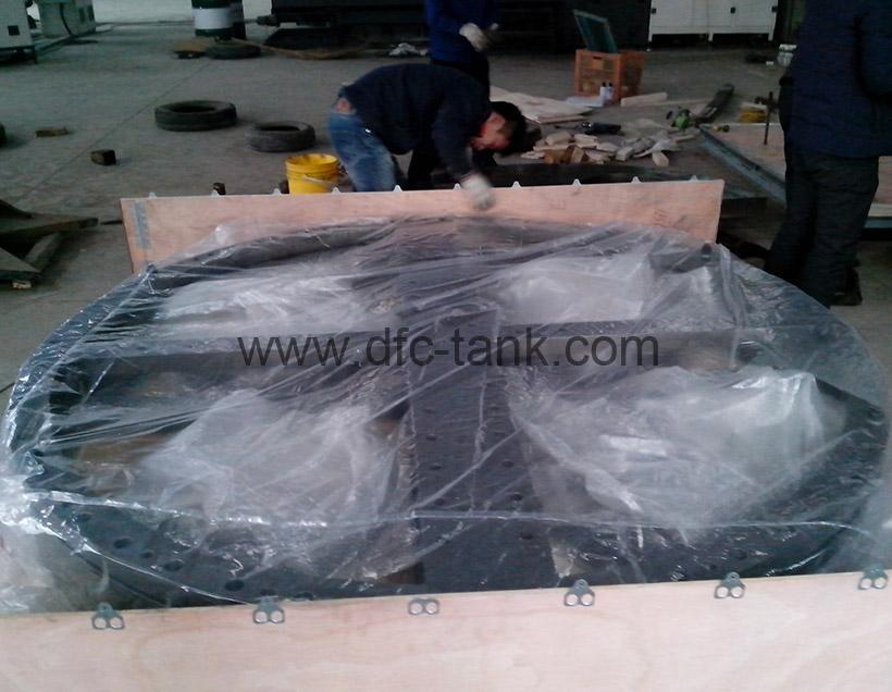 7. φ2320/2136,δ( 92+4), Flange for Heat Exchanger