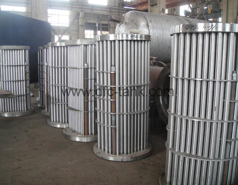 2. SA-213 TP304 Tube Heat Exchanger