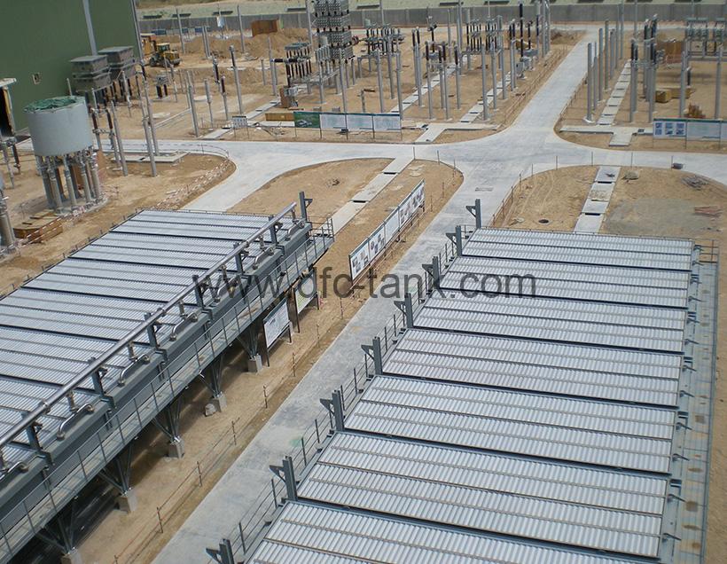 2×600MW Supercritical Air Cooler Unit Project