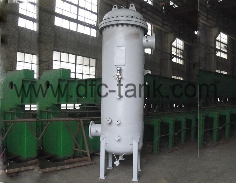 5. Crude oil filter
