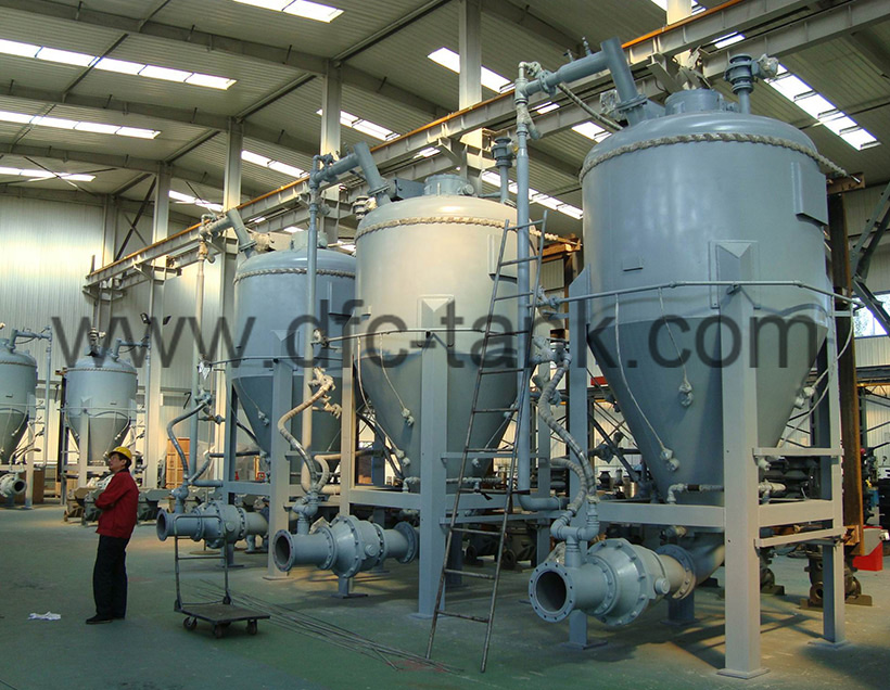 Conveying Tank  for Refinery