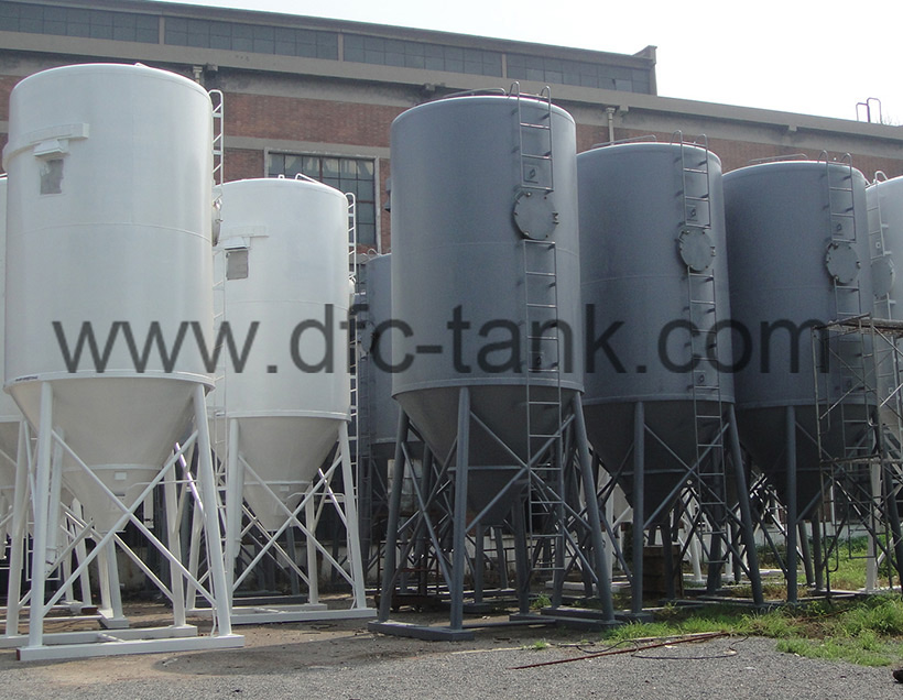 Stock bin for construction industry