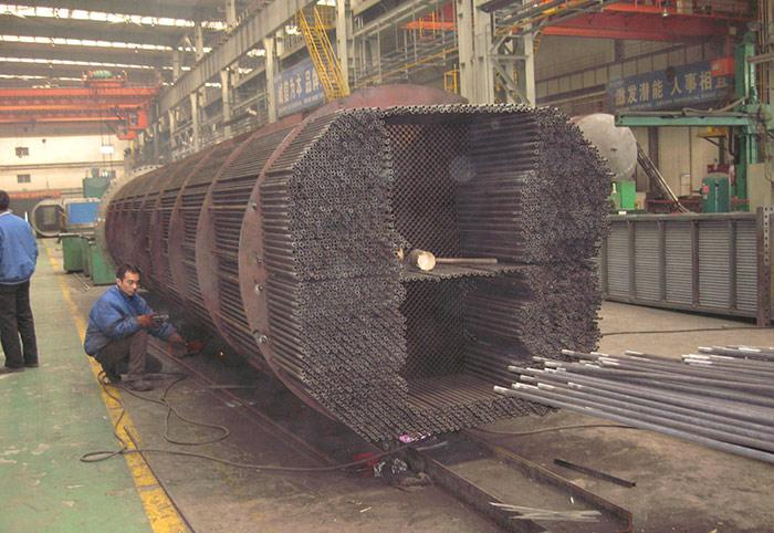 Tube Bundle of CS Heat Exchanger