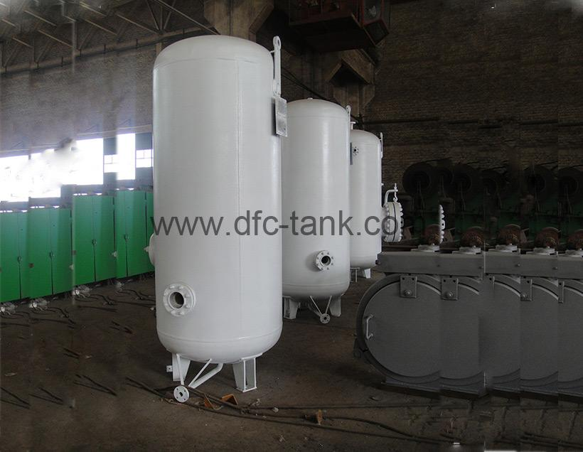 3. ASME Vertical Type Air storage Tank