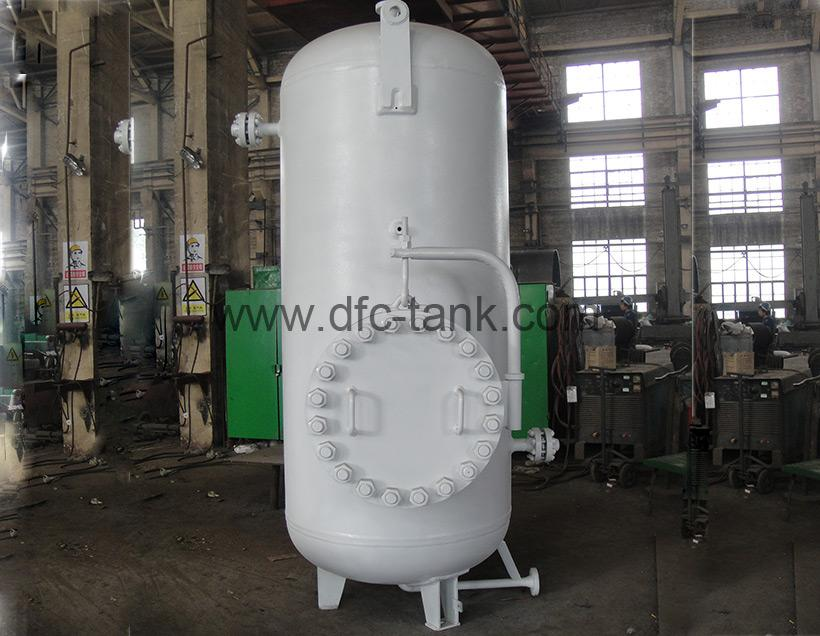 2. Vertical Type ASME Air storage Tank with U stamp