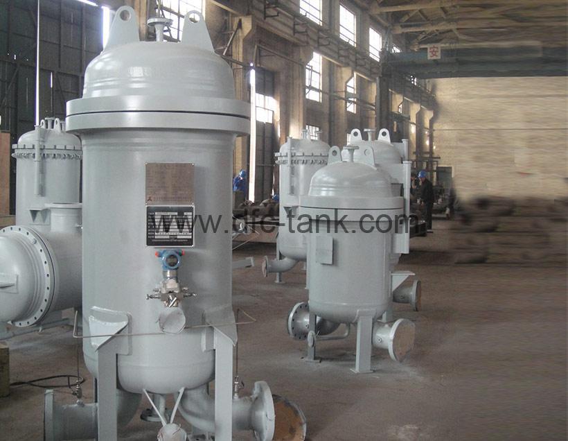 2. Fuel oil  filter