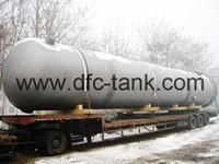 3 basic components of liquid gas storage tank