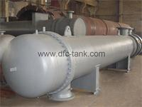 The operation of heat exchanger