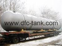 How to test the airtight of large storage tank?