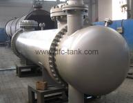 Design principle of fixed tube-sheet heat exchanger