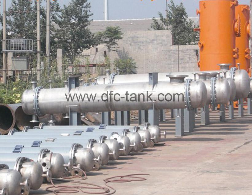 Floating Heat Exchangers
