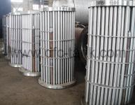 The main material of the heat exchanger