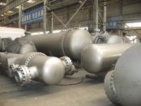 Defects in tube-sheet heat exchanger