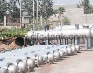 Heat exchanger development