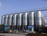 Applications for Stainless Steel Storage Tanks