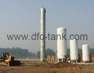 Stainless nitrogen storage tank Are Profession-Built Tanks