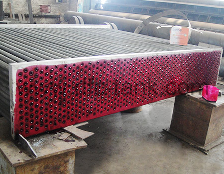 Spiral tube heat exchanger